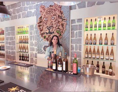 Neha Sharma at Sula vineyard, located in Channapatna